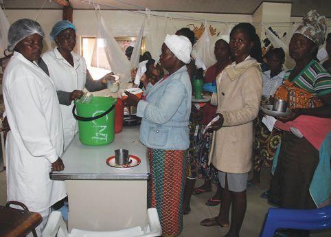 Desnutrição causa mais de 100 mortes no Bié