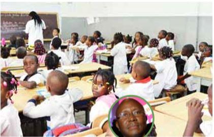 SINPROF contra a transição automática no ensino primário