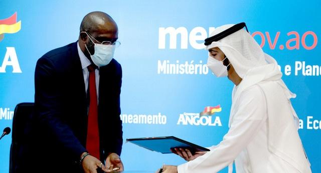 Angola e EAU assinam memorando de entendimento