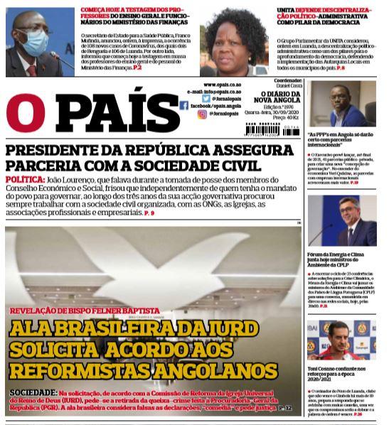 Editorial: Governar com todos