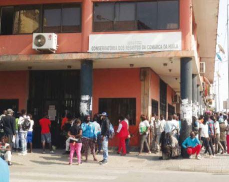 Conservatória  da Huíla com  dificuldades para emitir assentos de nascimento