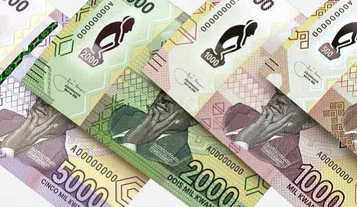 Montante negociado pela BODIVA subiu 1,18 biliões Kz em 2020