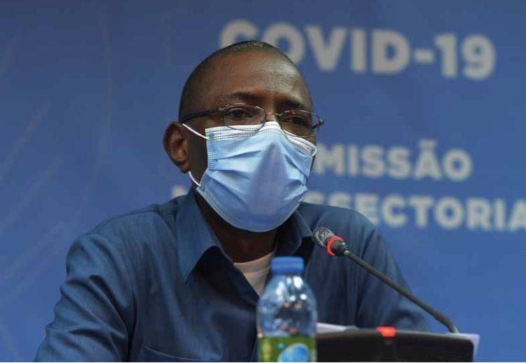 Covid-19 infecta 227 pessoas, mata uma e 117 recuperam-se nas últimas 24 horas