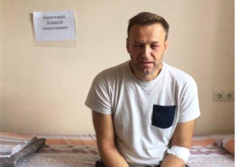 Navalny saiu do coma, anuncia hospital alemão Charité