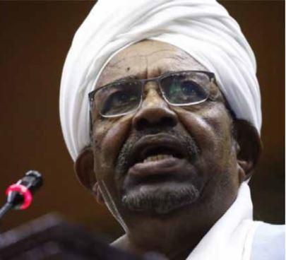 Ex-Presidente do Sudão, omar Bashir, está a ser julgado pelo golpe de 1989
