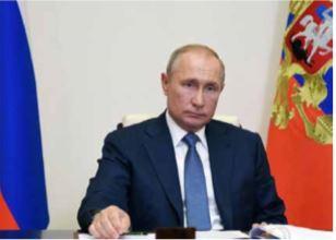 Putin: alguns acham que saíram vitoriosos da Guerra Fria e que podem reescrever a história