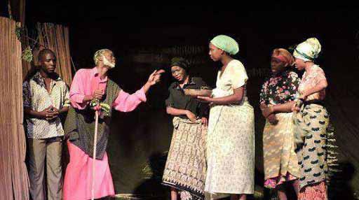 Festival Provincial de Teatro no Bengo 2020 marcado pela adesão e interacção entre