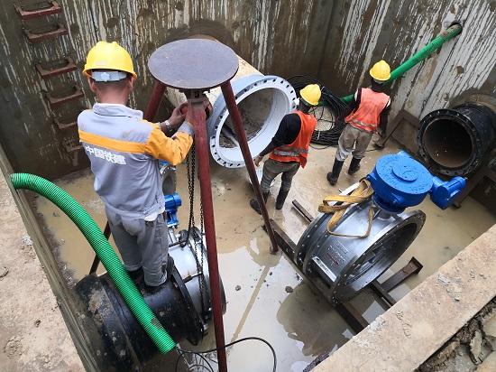 Completadas adutora principal e a rede de distribuição de água à cidade de Cabinda