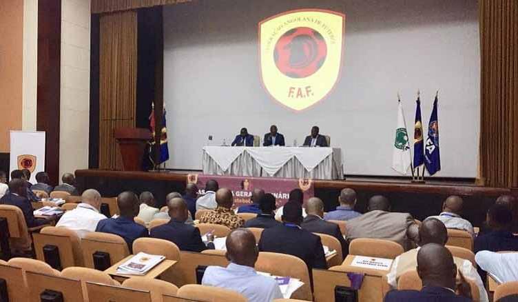 Associações provinciais solicitam assembleia-geral extraordinária na FAF