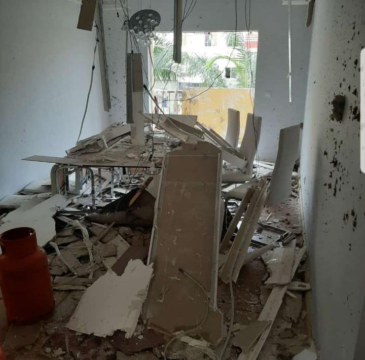 Explosão fere morador e  danifica 8 apartamentos na cidade do  Sequele