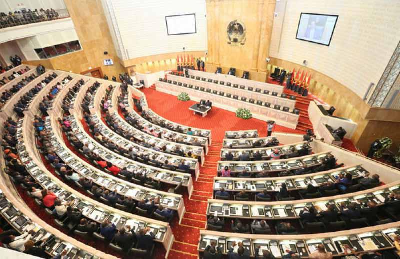 Parlamento aprova proposta de lei sobre administração autárquica