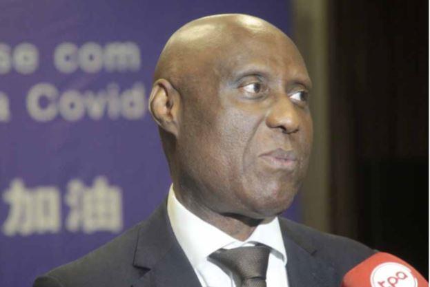 """Calado propõe inauguração de """"nova era"""" nas relações comerciais angola-china"""