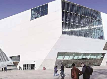 Eventos // Casa da Música em Lisboa suspende concertos devido a casos positivos de Covid-19