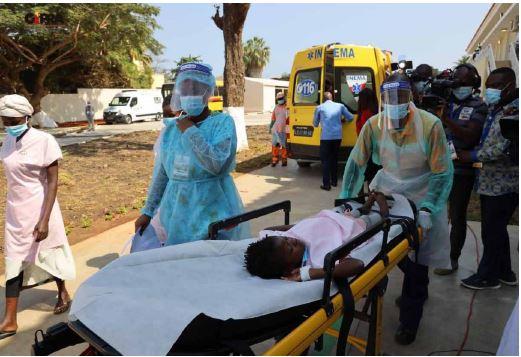 Número de crianças com desnutrição severa aumenta 153,6% em Benguela