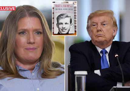 """Sobrinha de Trump diz que Presidente levou os EUA ao """"caos"""""""