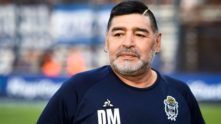 Morreu Diego Armando Maradona (1960-2020)