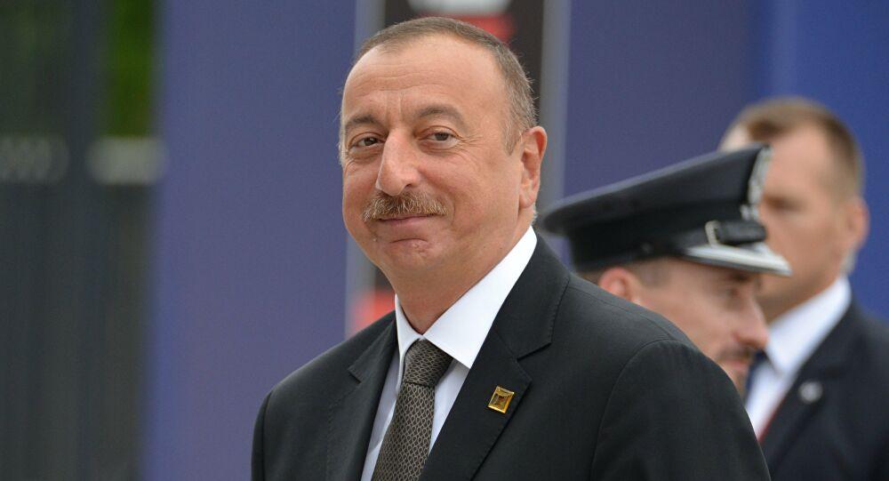 Presidente azeri rejeita chance de negociação sobre status especial para Nagorno-Karabakh