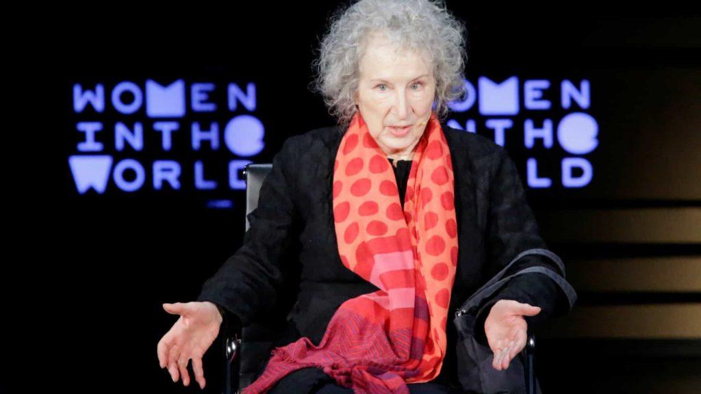 Primeiro livro ilustrado de Margaret Atwood é editado