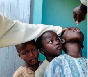 MINSA realiza campanha de vacinação de poliomielite e vitamina a