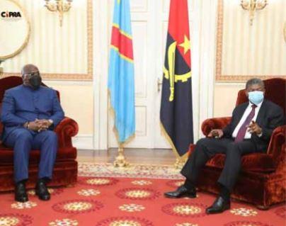 Presidente congolês solicita apoio de Angola