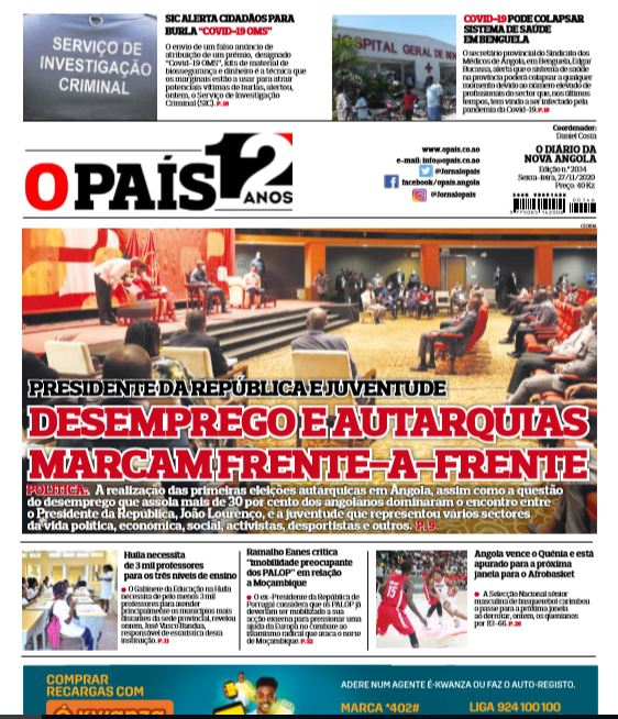 Editorial // Portas abertas