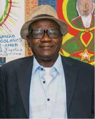 """""""Angola perde uma grande figura da cultura, um grande artista"""", afirmam correligionários"""