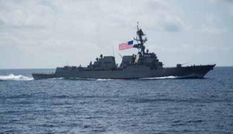 Rússia expulsa navio de guerra dos EUA de águas territoriais no Pacífico