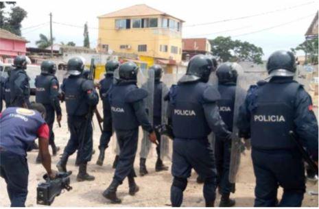 Polícia de Luanda nega qualquer responsabilidade na morte de manifestante