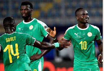 Senegal já está nos Camarões 2022