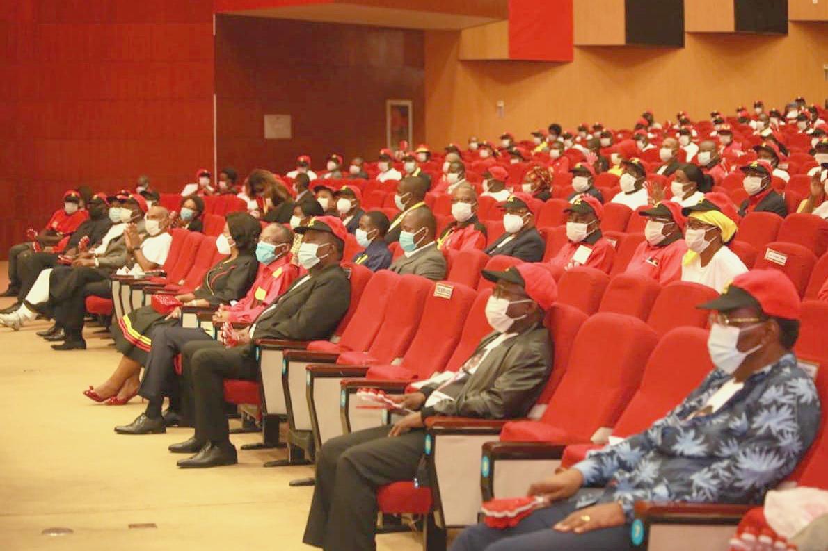 MPLA lamenta morte de Rodrigues Sacuaha