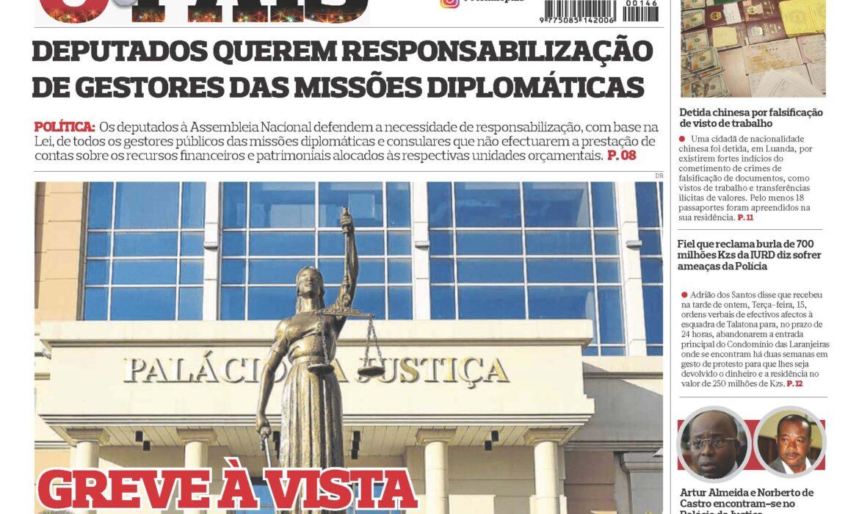 Editorial: Arrastão