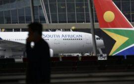 Brasil proíbe vôos da África do Sul devido à nova variante da Covid-19