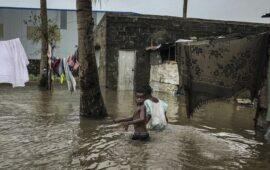 Autoridades moçambicanas reportam nove mortes devido ao ciclone Eloise