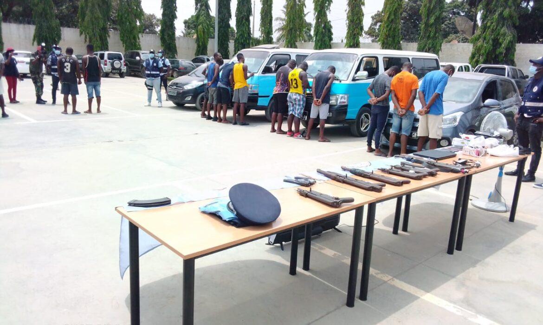 Cidadãos que simulavam serviço de táxi para assaltar passageiros