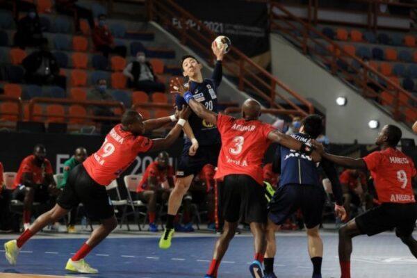 Angola encerra Mundial do Egipto sem vencer