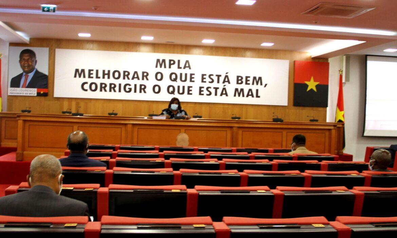 MPLA aprecia agenda política para 2021
