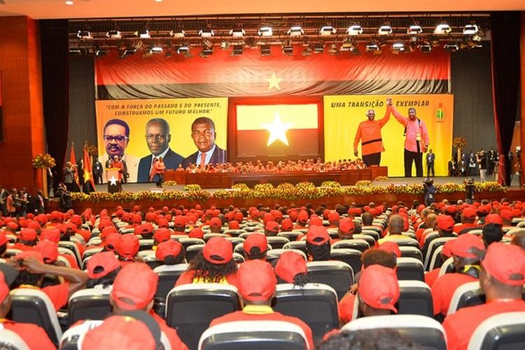 MPLA analisa situação sócio-política do país