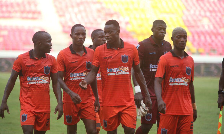 Recreativo do Libolo procura primeira vitória no Girabola 2020/2021 frente ao Sporting de Cabinda