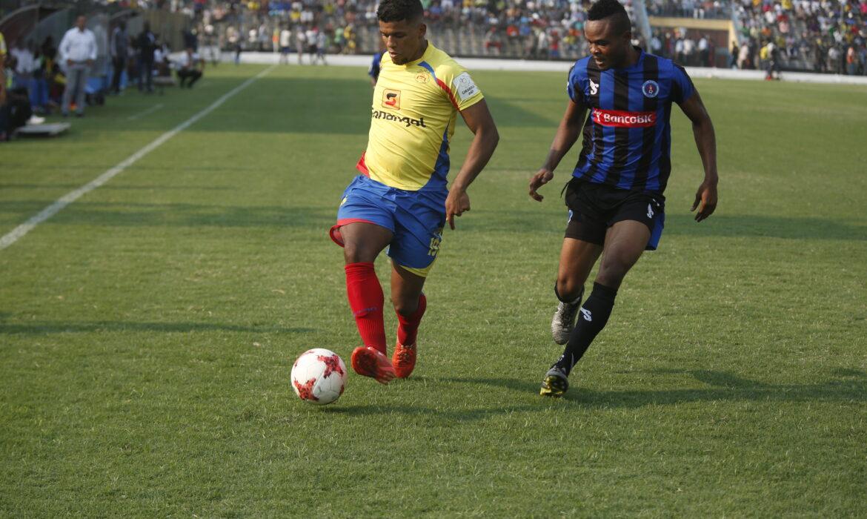 Petro de Luanda dispara no comando do Girabola