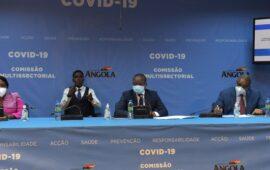 Governo suspende vôos de três países para evitar a importação de novas estirpes de SARS-CoV-2