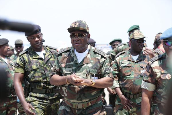 Angola assume liderança do MCVA dos Grandes Lagos