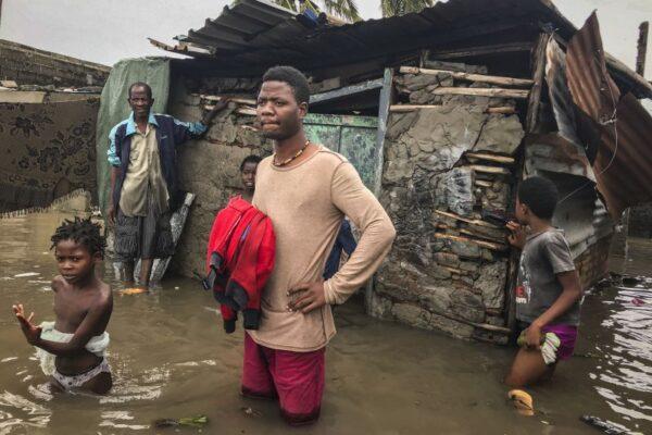 Número de mortos após ciclone Eloise em Moçambique sobe