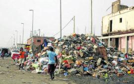 O perigo que o lixo representa na saúde dos angolanos