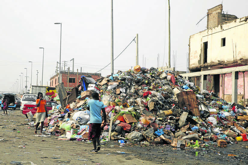 Carta do leitor: A situação do lixo é lastimável…
