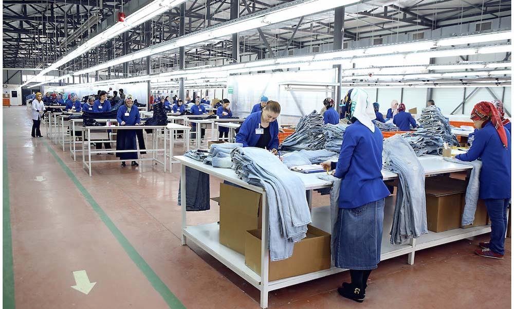 Gigante têxtil da Turquia quer instalar-se em Angola