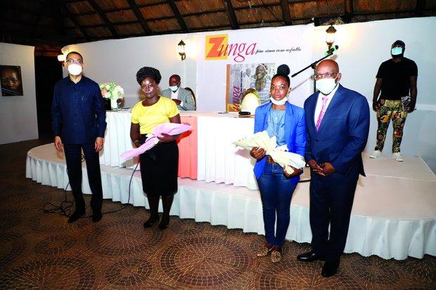 Zunga Pão do Asfalto levada Sábado à portaria da Rádio Nacional de Angola