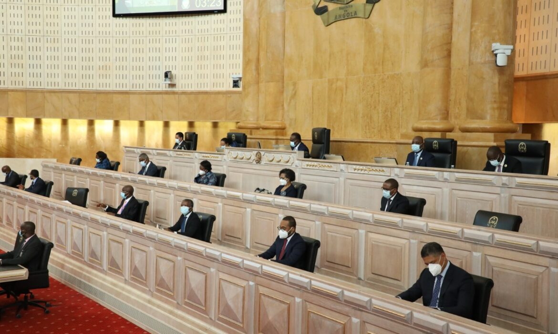 Assembleia Nacional aprova Conta Geral do Estado de 2018