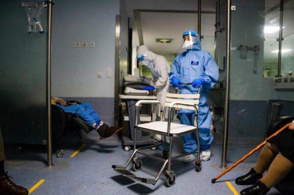 Governo encerra junta médica em Portugal