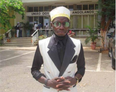 Presidente da Brigada Jovem de Literatura de Angola toma posse Sábado na UEAHoje