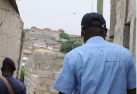 Carta do leitor: A delinquência no Bairro Uíge diminuiu